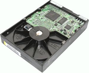 DATALABS лаборатория восстановления данных: жесткий диск фирмы Макстор