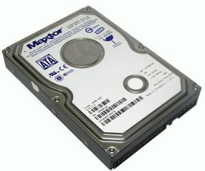 DATALABS лаборатория восстановления данных: жесткий диск фирмы Макстор с закрытой крышкой