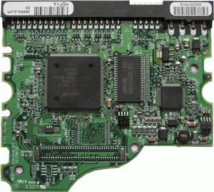 DATALABS лаборатория восстановления данных: плата управления (контроллер)