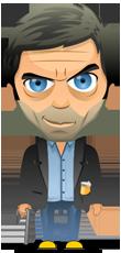 Аватар специалистов даталабс для консультации о восстановлении данных